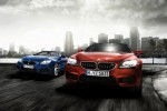 Official photos of 2013 BMW M6 convertible and coupe unveiled