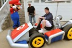 Nintendo Mario Kart replica won by GameStop customer