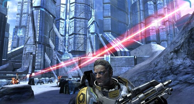 Bioware's Mass Effect 3 comes to iOS with Infiltrator