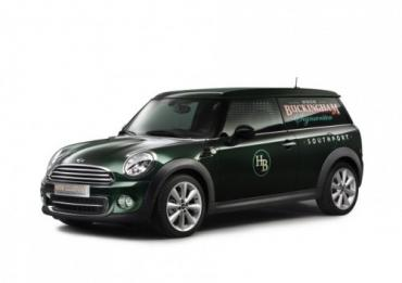 Mini unveils Mini Clubvan for more capacity