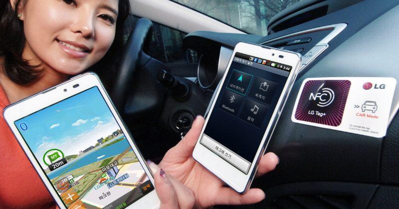 LG Optimus LTE Tag pushes NFC