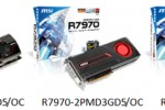 MSI unveils new AMD R7950 video cards