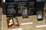 NEC shows off three interesting Android devices