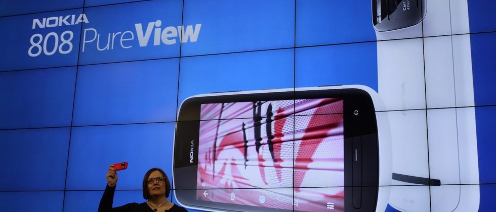 Nokia 808 Pure View packs 41-megapixel sensor