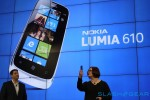 Nokia Lumia 610 official