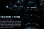 Olympus OM-D interchangeable lens camera leaks again