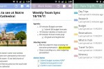 Microsoft OneNote for Android takes on Evernote