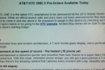 Best Buy begins HTC One X pre-orders