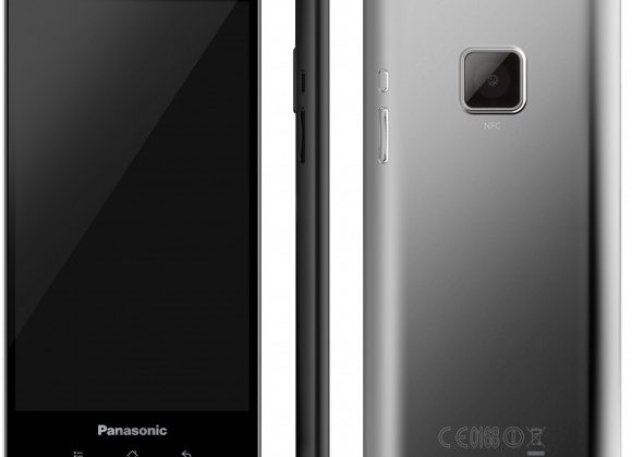 Panasonic Eluga smartphone for Europe official
