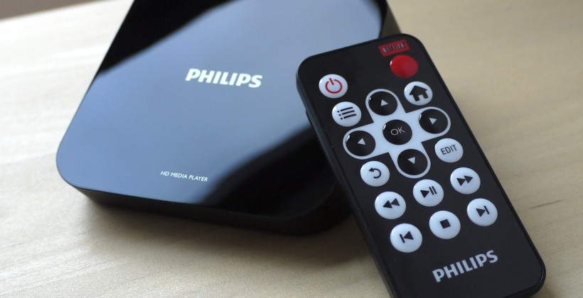 Philips HMP2000 hands-on