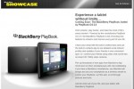 Best Buy Playbook 2.0 ad in Canada mentions Kindle, Twitter apps