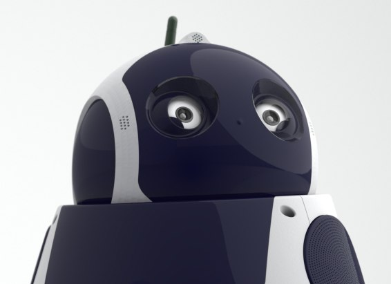 Google's Schmidt gleeful at 3D-capable personal robots