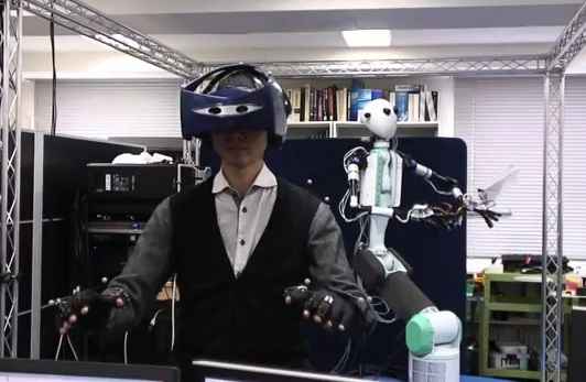 Japanese scientists create Avatar in real life, sort of