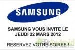 Samsung March 22 event smells of Galaxy S III reveal