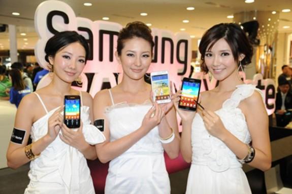 Samsung files trademark on Galaxy Axiom, Awaken, Heir, Rite names