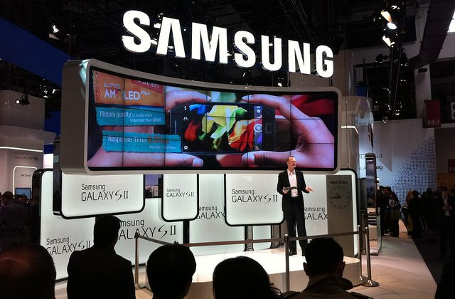Samsung plays MWC low-key: No press conference planned