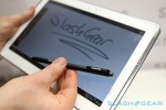 Samsung Galaxy Note 10.1 hands-on