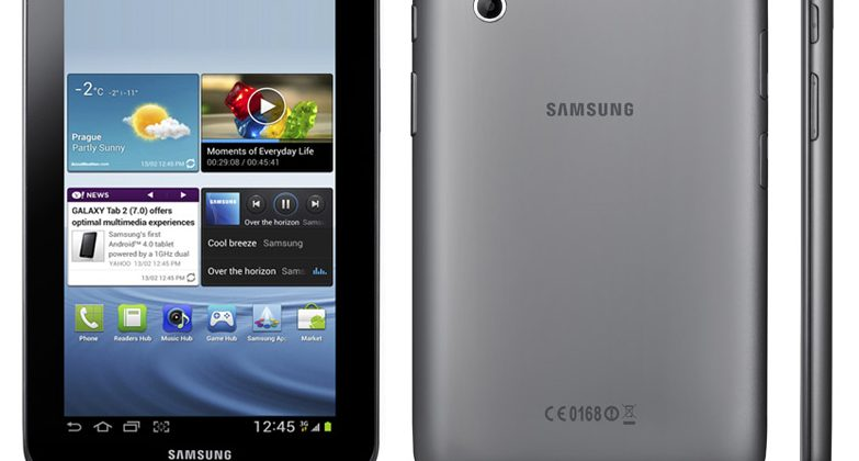 Samsung Galaxy Tab 2 delivers entry-level Ice Cream Sandwich
