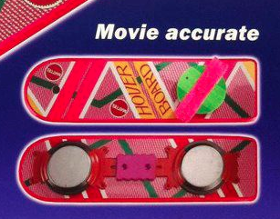 Mattel Hover Board prepped for 2012 holiday release
