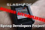 Reminder: our WIMM Spring Developers Project has come to a close!