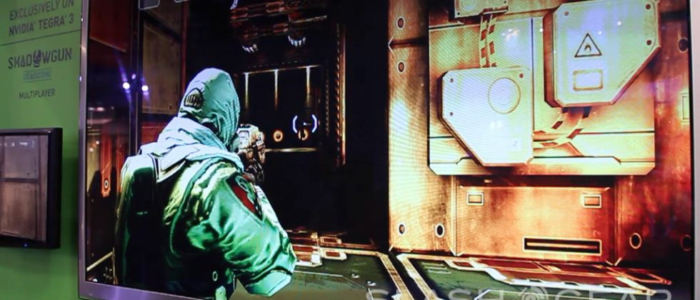 SHADOWGUN: Deadzone Multiplayer for Android hands-on