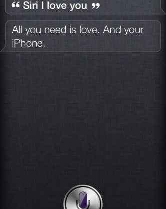 Siri update may be for iPad 3
