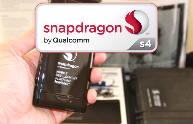 Qualcomm Snapdragon S4 (Krait) gets early benchmarks