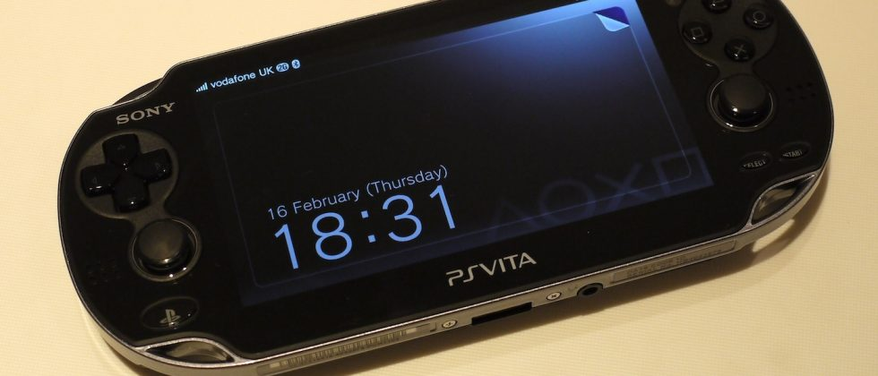 Sony's PS Vita is here
