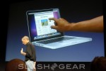 Apple's Cook coy on touchscreen Mac