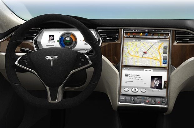Driver distraction rules threaten Tesla-style touchscreens