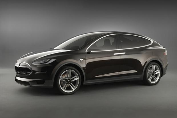 Tesla Model X takes $40m in advanced sales