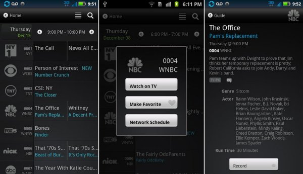 Time Warner Cable streaming to Android soon