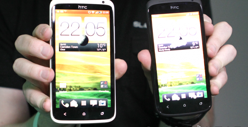 HTC One X hands-on