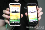 HTC One S hands-on