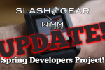 SlashGear's WIMM Spring Developers Project Update!