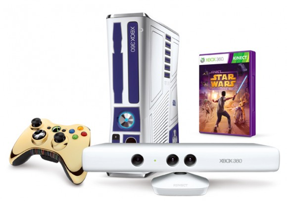 Xbox 360 Kinect Star Wars arrives April 3