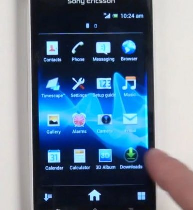 Official Sony Android 4.0 beta ROM for Xperia Ray, Neo V, and Arc S available