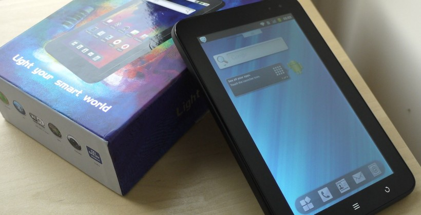 ZTE Light Tab 2 hands-on