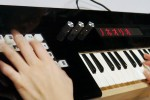 Yamaha Vocaloid Keyboard digitizes human words in real time