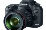 Canon EOS 5D Mark III in stores and shipping now