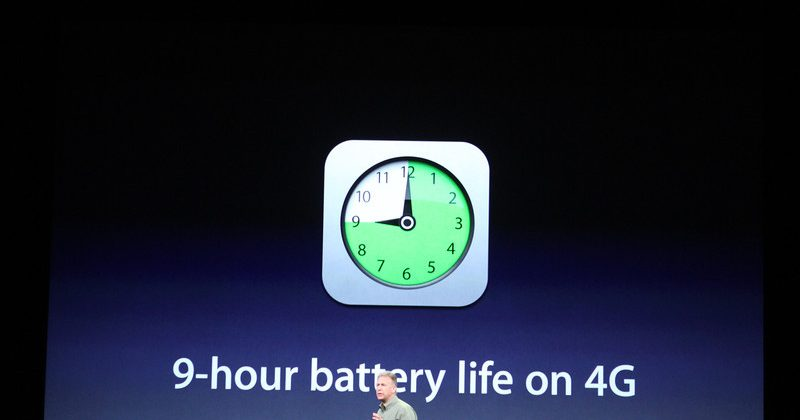 iPad 4G LTE official with 10 hour battery