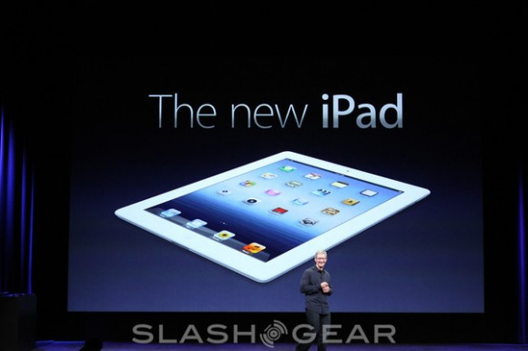 New iPad could face Retina Display shortage