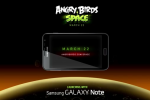 Angry Birds outs Galaxy Note update, Android 4.0 ICS missing
