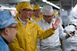 Apple, Foxconn promise to fix violations found by labor audit