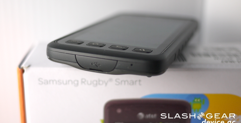 Samsung Rugby Smart Review