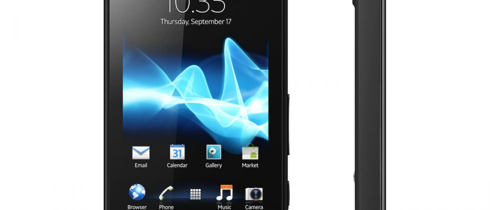 Sony Xperia sola introduces Floating Touch navigation
