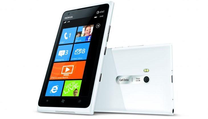Confirmed: white AT&T Nokia Lumia 900 is white