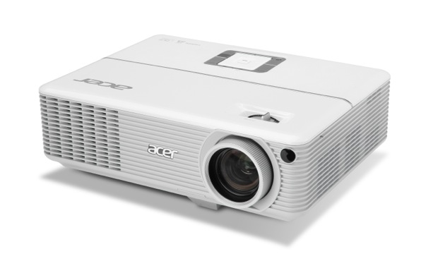 Acer's H6500 DLP projector brings 24fps 1080p viewing to home cinemas