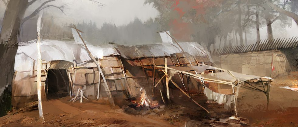 Assassin's Creed 3 teases with new video, artwork