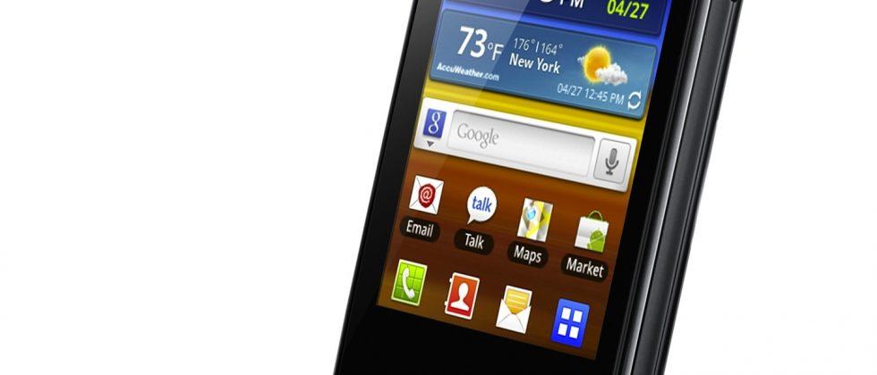 Samsung Galaxy Pocket demands focused fingers